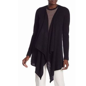 M Magaschoni waterfall front cashmere sweater